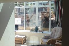 New conservatory interior