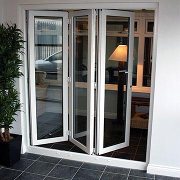 3-panel bifold doors