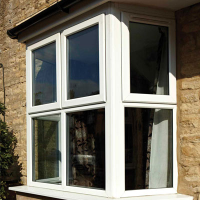 Double glazed uPVC windows