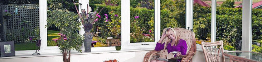 Energy efficient windows, doors and conservatories