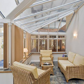 Conservatory showroom tour online