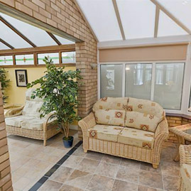 Tour of conservatory showroom online