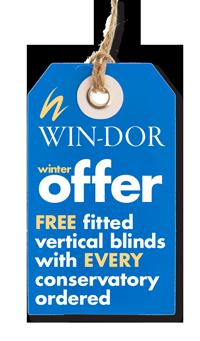 Win-Dor Conservatory Offer