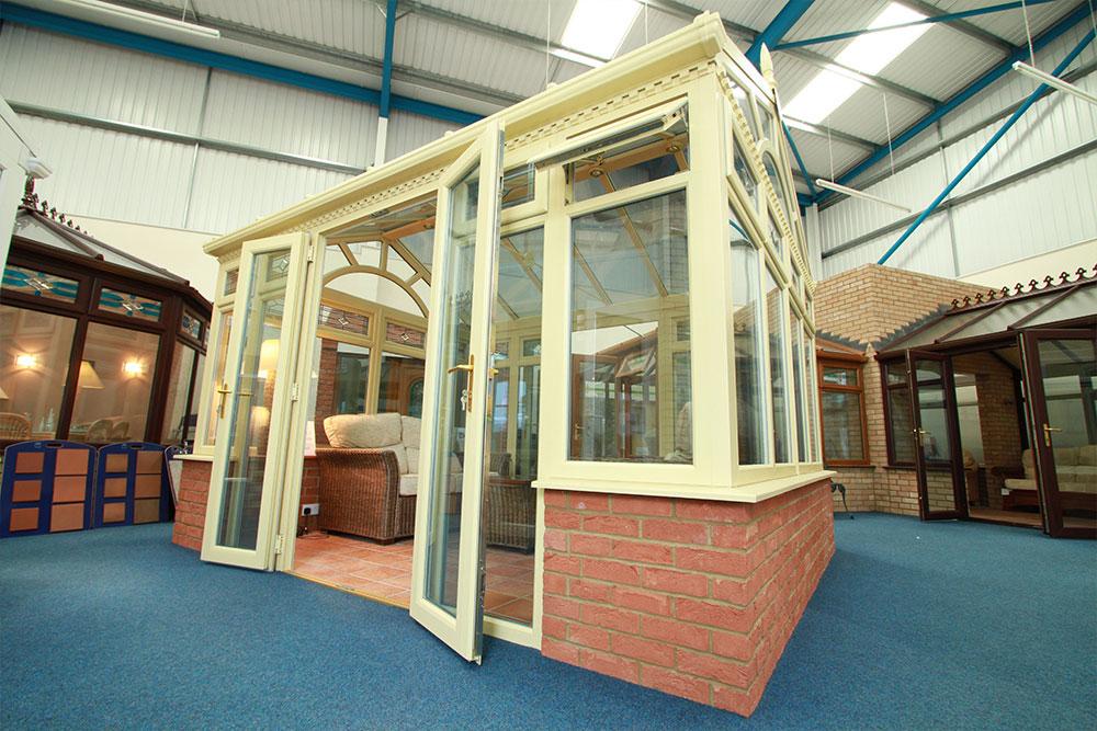 Northampton Double Glazing Showroom Win Dor