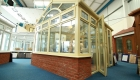 Northampton conservatory showroom