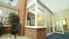 French doors in Northampton showroom