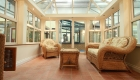 Conservatory interior in Northampton showroom