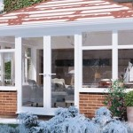 New solid roof conservatory