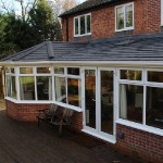 Solid roof conservatory - summer offers