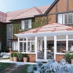 Conservatory showroom, Solid tiled replacement conservatory tiled roofs