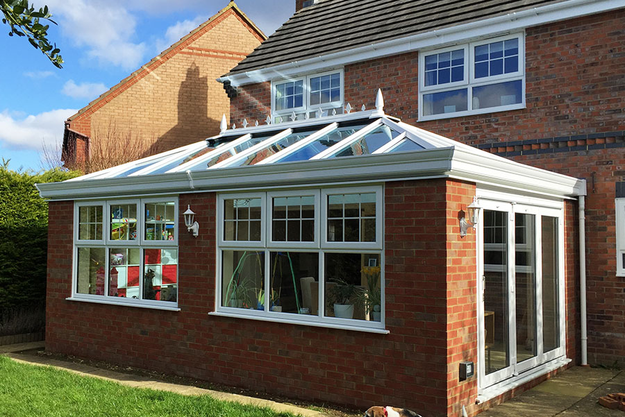 are orangeries warmer than conservatories