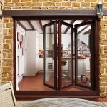 Rosewood Bifold Doors- patio door style