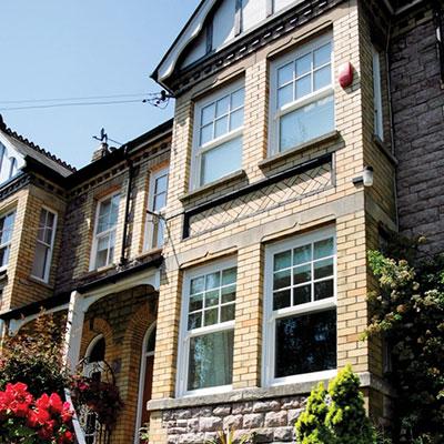 Residential uPVC Sash Windows