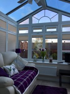 gable conservatory interior