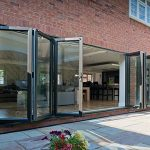 Bifold Door- glass doors