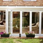 bifold patio doors glazing