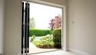 bifold doors residential interior