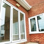 bifold doors residential upvc