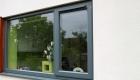 Coloured window grey