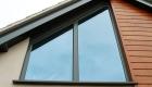 Coloured window gray bespoke