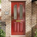 composite doors thermal