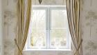 Double glazed uPVC bedroom casement window