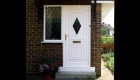 entrance doors functionality