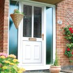 entrance doors insulation