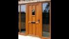 entrance doors pvcu