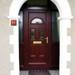 entrance doors residential