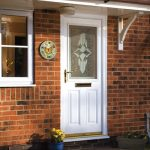 entrance doors upvc