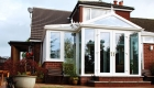 french doors conservatory