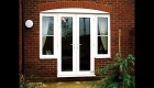 french doors double glazing