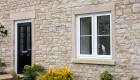 Glazing options uPVC casement window