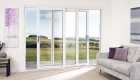 sliding patio doors glazing options