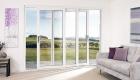 sliding patio doors glazing options