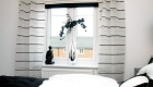 Triple glazed uPVC casement bedroom window