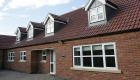 uPVC triple glazed casement windows bungalow installation