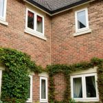 Triple glazing upvc