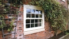 uPVC sash casement window