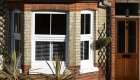 upvc windows traditional home