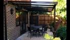 veranda residential sturdy