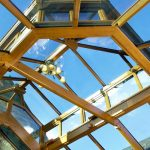 Conservatory roof replacement for an Irish Oak installation