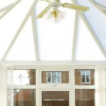 Conservatory roof polycarbonate replacement