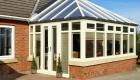 Chartwell green edwardian conservatory home installation