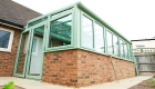 Chartwell Green Lean To Conservatory