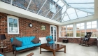 Internals of a traditional orangery