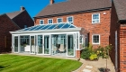 Stylish Orangery home installation