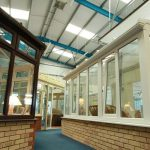 conservatory showroom