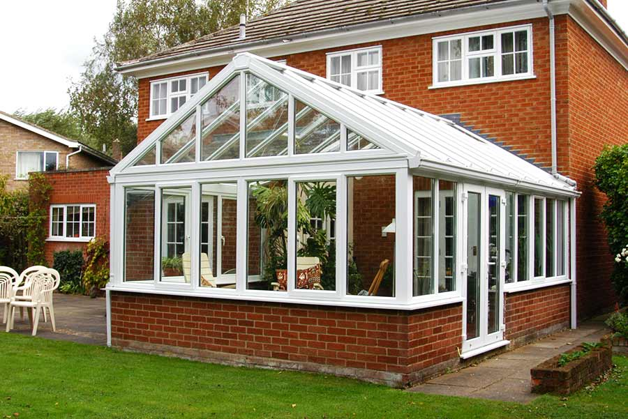 Gable Conservatories Win Dor